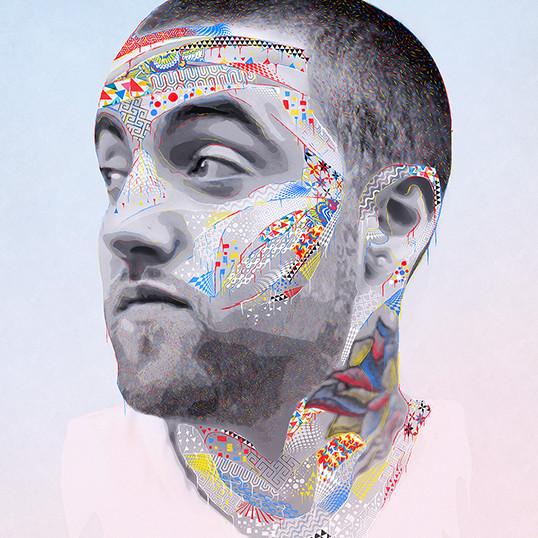 Mac Miller Poster
