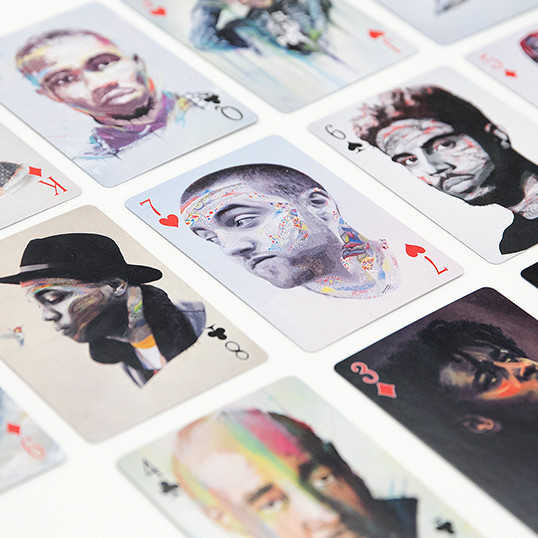 Hip Hop Card Deck