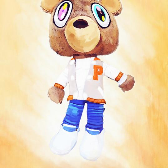 Dropout Bear – Kanye West