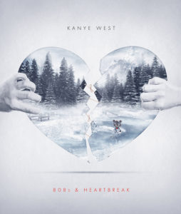 Kanye West - 808s and Heatbreak Poster
